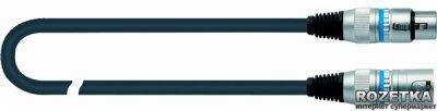 Мікрофонний кабель Quik Lok CM180-4.5BK 4.5 м (208497)