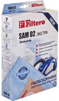 Пилозбірник FILTERO SAM 02 Extra