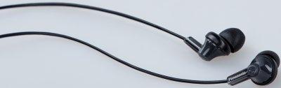 Навушники Panasonic RP-HJE118GU-K Black