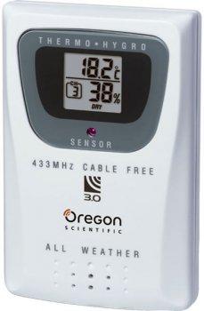 Датчик температури та вологості OREGON THGR810