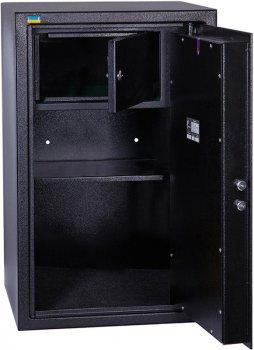 Сейф офісний FEROCON БС-63К.Т1.П1.9005