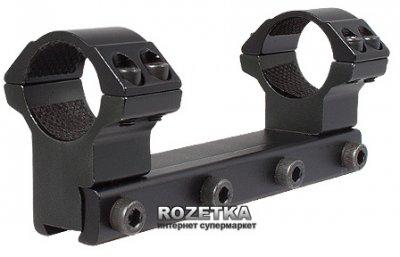 Кріплення (моноблок) для прицілу Hawke Matchmount 9-11 mm 30 mm High (920807)