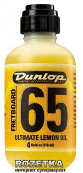 Засіб для догляду Dunlop 6554 Ultimate Lemon Oil