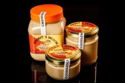 Кунжутная паста c медом Manteca тахини 180 г (28010)