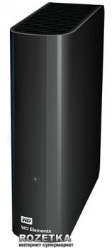 "Жорсткий диск Western Digital Elements Desktop 4TB WDBWLG0040HBK-EESN 3.5"" USB 3.0 External Black"