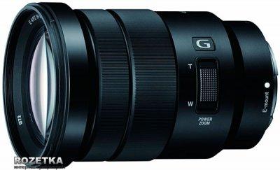 Sony 18-105mm, f/4 G Power Zoom для камер NEX (SELP18105G.AE)
