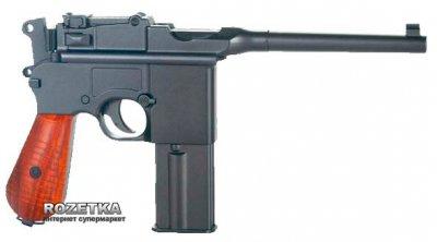Пневматичний пістолет SAS Mauser M712 Blowback (23701437)