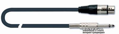 Мікрофонний кабель Quik Lok MX777-3 3 м (219353)