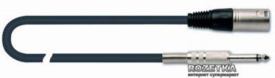 Мікрофонний кабель Quik Lok MX779-3 3 м (219354)