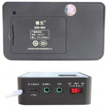 Радіоприймач TECSUN ICR-100