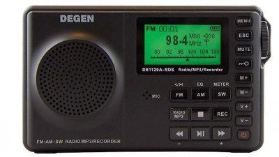 Радиоприемник Degen DE1129A