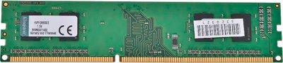 Оперативна пам'ять Kingston DDR3-1333 2048MB PC3-10600 (KVR13N9S6/2)