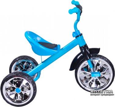 Велосипед трехколесный Caretero York Blue