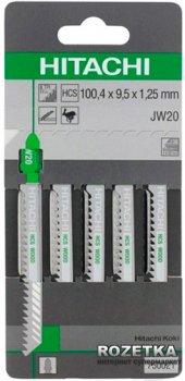 Пильні полотна для лобзика Hitachi JW20 (750021)