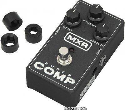 Педаль эффектов Dunlop M132 MXR Super Comp