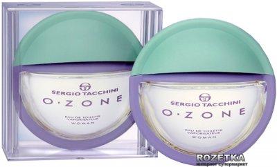 Туалетная вода для женщин Sergio Tacchini Ozone Woman 50 мл (8300186908445)