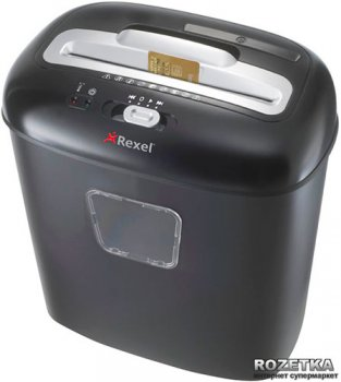 Шредер Rexel Duo Shredder EU (2102560EU)
