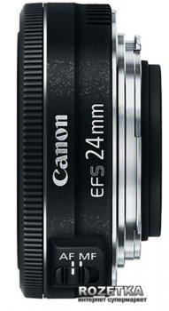 Canon EF-S 24mm f/2.8 STM (9522B005) Офіційна гарантія!