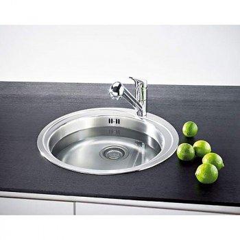 Кухонна мийка FRANKE RONDA ROX 610-41 (101.0255.785) матова