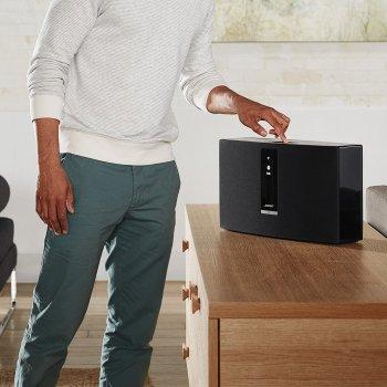 Минисистема Bose SoundTouch 30 Series III FM Wi-Fi Bluetooth Black
