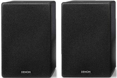 Акустика полочная Denon SC-N10 Black