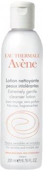 Лосьон для мягкого очищения Avene чрезмерно чувствительной и поврежденной кожи 200 мл (3282779335188)