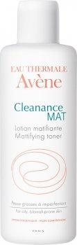 Матирующий лосьон-тоник Avene Cleanance MAT для проблемной кожи 200 мл (3282770037067)