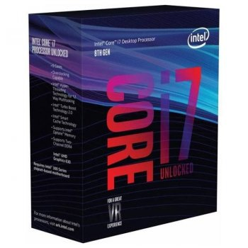 Intel Core i7-8086K (BX80684I78086K)