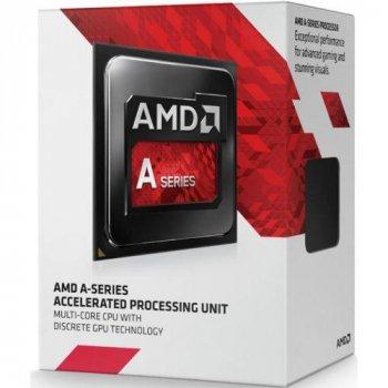 AMD Sempron x4 3850 sAM1 (1.3 GHz, 2MB, 25W) BOX
