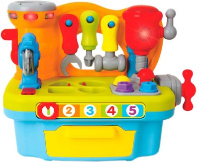 Іграшка Hola Toys Столик з інструментами (907) (6944167190768)