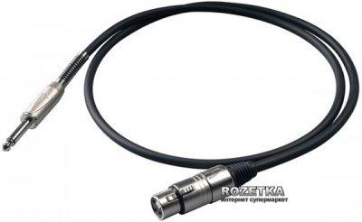 Мікрофонний кабель Proel BULK200LU3 3 м (BULK200LU3)