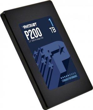 "Patriot P200 1TB 2.5"" SATAIII TLC (P200S1TB25)"
