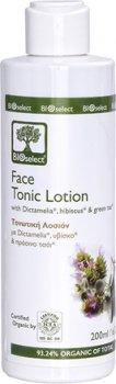 Тонизирующий тоник для лица BIOselect с Диктамелией, гибискусом и зеленый чаем 200 мл (5200306431255)