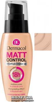 Матирующий тональный крем Dermacol 18h Matt Control 30 мл 02-18h Matt Control (85952072)