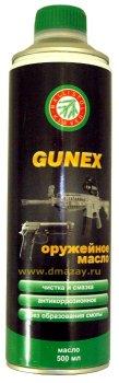 Масло збройне Klever Ballistol Gunex 500 ml (429.00.17)