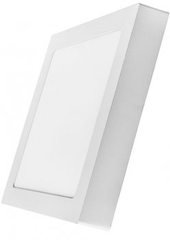 Світильник стельовий DELUX CFQ LED 40 18W 4100K квадратний