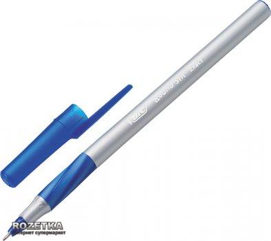 Набор шариковых ручек 20 шт BIC Round Stic Exact Синий пишущий узел 0.7мм, толщина линии письма 0.36 мм (3086123340879)