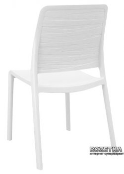 Стул Evolutif Charlotte Deco Chair Белый (3076540146604)