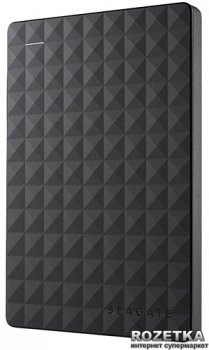 Жорсткий диск Seagate Expansion 2TB STEA2000400 2.5 USB 3.0 External Black