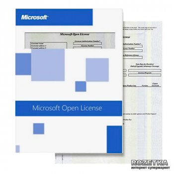 Офісний додаток Microsoft Office 365 Plan A3 Open Faculty ShrdSvr Single-Russian SubsVL OPEN NL Annual Academic Qualified (5FV-00003)