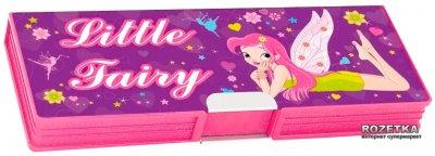 Пенал Cool For School Little Fairy 2 отделения Розовый (85523)