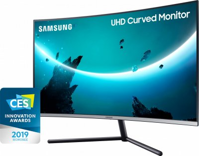 "Mонитор 32"" Samsung Curved U32R590CWI (LU32R590CWIXCI)"
