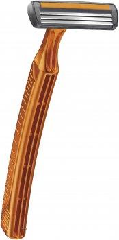 Набор бритв без сменных картриджей BIC Sensitive 3 4 шт (3086126691862)