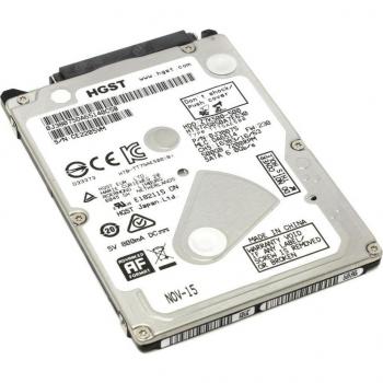 """Жорстку диск HGST (HTS725025A7E630/0J38072-FR) 2.5"""" SATA III, 7200 32MB REF 250GB"""