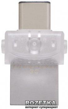 Kingston DataTraveler microDuo 3C 32GB (DTDUO3C/32GB)