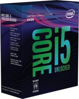 Процесор INTEL Core™ i5 8600K (BX80684I58600K)