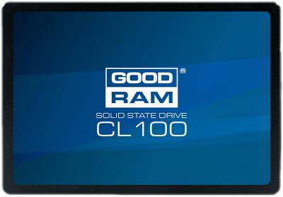 """Накопичувач SSD 2.5"""" 120GB GOODRAM (SSDPR-CL100-120)"""
