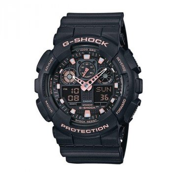 Чоловічі годинники Casio GA-100GBX-1A4ER
