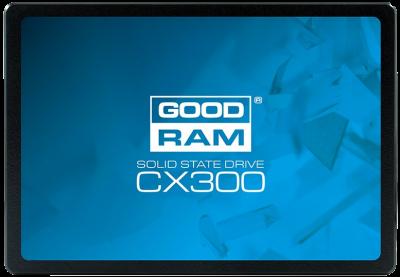 """Накопичувач SSD 2.5"""" 120GB GOODRAM (SSDPR-CX300-120)"""
