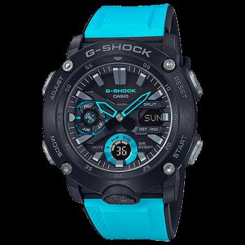 Чоловічі годинники Casio GA-2000-1A2ER